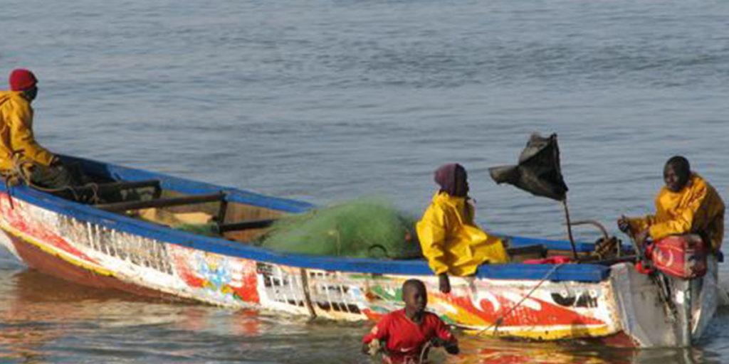 Equipement pour la pêche artisanal